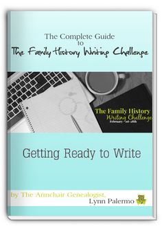 Lynn Palermo has fantastic resources on her site about writing. http://www.thearmchairgenealogist.com