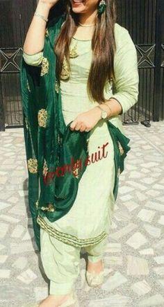 Boutique suit Indian Suits Punjabi, Punjabi Suit Simple, Simple Indian Suits, Designer Punjabi Suits Patiala, Patiala Suit Designs, Punjabi Suit Patiala, Latest Punjabi Suits, Kurta Designs, Punjabi Suit Boutique