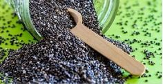 Did you know that chia seeds can make your life EVEN BETTER? Looking For A Great-Tasting Chia Seeds Recipe? How About 17 Of Them? Chia seeds were known as a superfood, but are now being called the Healthy Tips, Healthy Eating, Healthy Recipes, Healthy Foods, Diet Recipes, Chia Seed Water Benefits, Diabetic Tips, Diabetic Snacks, Diabetic Living