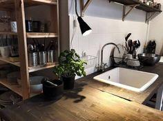 Kücheneinrichtung Berlin detailansicht küche gewürzregal espressokocher obst kitchen
