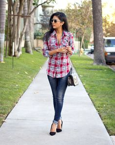 Walk in Wonderland: PLAIDITUDE