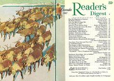 Read Magazines, Readers Digest, Landscape Illustration, Cover Art, Vintage Art, Bing Images, How To Memorize Things, Artist, Illustrations