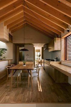 Kitchen Trends, Kitchen Ideas, Kitchen Organization, Cool Kitchens, Kitchen Decor, House Design, Interior Design, Room, Kitchen Renovations