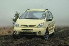 "Citroën Xsara Picasso 4x4 ""El Bicho"""