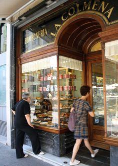 La Colmena - la più antica pasticceria di Barcellona, Catalonia
