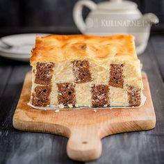 Sernik Izaura – Przepisy kulinarne ze zdjęciami Torte Cake, Food Photo, Apple Pie, Cake Recipes, Cheesecake, Baking, Anastasia, Cook, Photos