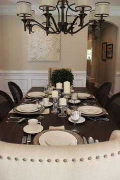 Essex Homes - Katherine Model - Dining Room