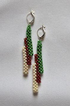 . Beaded Bracelets, Drop Earrings, Jewelry, Fashion, Jewlery, Moda, Jewels, La Mode, Jewerly