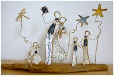 Yulia Brodskaya, Celebration Box, Wire Crafts, Clothes Hanger, Origami, Glass Art, Craft Projects, Creations, Ornaments
