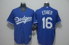 http://www.xjersey.com/dodgers-16-andre-ethier-blue-new-cool-base-jersey.html Only$35.00 DODGERS 16 ANDRE ETHIER BLUE NEW COOL BASE JERSEY Free Shipping!