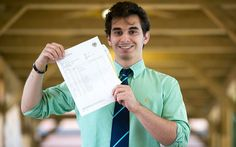 Syrian refugee brother & sister overcome the odds and score top marks on UK A-levels.