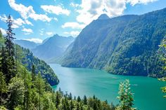 Konigssee is one of the Best Day Trips from Salzburg