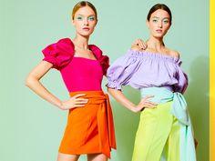 Blusas de Tricô - 10 modelos com receitas e passo a passo para o Inverno - Fashion Bubbles + Rovella & Schultz Boho Chic, Casual Chic, Herve Leger, Sonia Rykiel, Alice Olivia, Fashion Bubbles, Dolce E Gabbana, Candy Colors, Fashion Details
