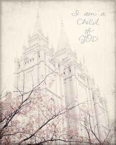 Free I am a child of God temple picture