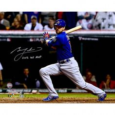17687f14bd7 Ben Zobrist Chicago Cubs Fanatics Authentic 2016 MLB World Series Champions  Autographed 16
