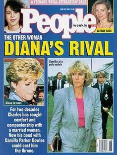 Princess Diana -- a lost cause to an ugly woman who was having an affair with Charles before and after they were married. She pulled off many things before marrying Charles. Ordering a murder, would have been nothing, to her.