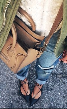 #anthrofave lace up shoes military jacket