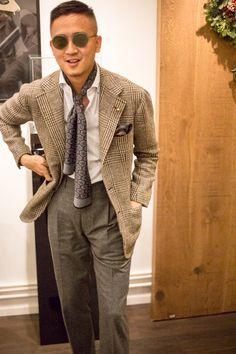 Tweed & Flannels