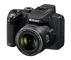 Nikon COOLPIX P500 12.1 CMOS Digital Camera with 36x NIKKOR Wide-Angle Optical Zoom Lens and Full HD 1080p Video (Black)  http://www.lookatcamera.com/nikon-coolpix-p500-12-1-cmos-digital-camera-with-36x-nikkor-wide-angle-optical-zoom-lens-and-full-hd-1080p-video-black/
