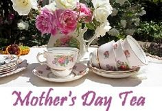 Ohio Arts and Craft Show .. Mother's Day Tea Party In Fairfield, OH In May 2015