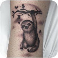 Home - Tattoo Spirit - Trend Lilie Tattoo 2019 Boy Tattoos, Funny Tattoos, Animal Tattoos, Body Art Tattoos, Tatoos, Mom Daughter Tattoos, Tattoos For Daughters, Home Tattoo, Sloth Tattoo