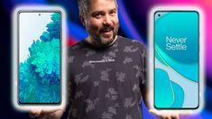 OnePlus 8T vs Samsung Galaxy S20 FE: Kdo s koho? - [porovnání]