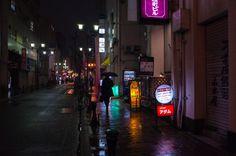Misono-Dori, Fushimi, Nagoya by kinpi3 on Flickr.