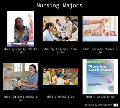 Nursing Majors
