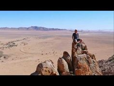 Namibia Self-Drive Family Vacation 2016 - YouTube