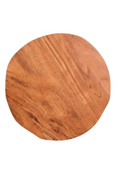 Round chopping board - Natural - Home All | H&M