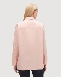 3d3ba6ce Hammered+Silk+Button-Front+Elbow-Sleeve+Shirt+and+Matching+Items+by+Eileen+Fisher+at+Neiman+Marcus.  | fashion in 2019 | Pinterest