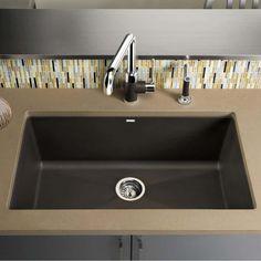 Kauf Single Bowl Kitchen Sink