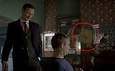 Can we all just have a moment to recognize how amazing BBC's Sherlock is? Hounds of Baskerville: John complains about a past Cluedo game gone wrong. Scandal of Belgravia (episode before): we see a Cluedo board stabbed to the wall.