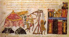 byzantine military encampment - Google Search