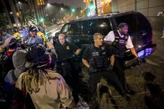 Update: Police Stood Back as Trump Supporters Were Assaulted, Robbed and Spit On by Pro-Hillary Mob  Jim Hoft Aug 26th, 2016
