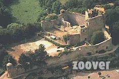 Castle Talmont, Vendee, France