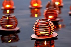 Hey, I found this really awesome Etsy listing at https://www.etsy.com/listing/197538426/waterlilies-floating-tea-light-lanterns
