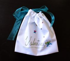 """Bolsa de merienda """"Mariposa"""". Descubre más en nuestra página web: http://www.lolitalunakids.com/es/list/category/bolsas_de_merienda"""