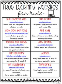 check the websites #ParentingTeacher