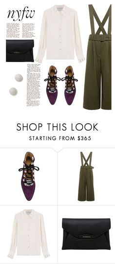 """""""Days Like This"""" by petra0710 ❤ liked on Polyvore featuring Toga, TIBI, Philosophy di Lorenzo Serafini, Givenchy, Shay and NYFW"""