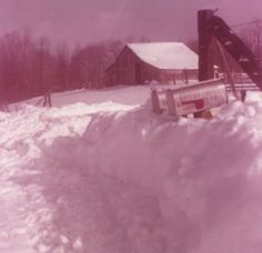blizzard of 1978 Franklin Indiana | Blizzard of 1978