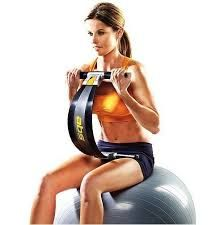 Gold's Gym ABS Abdominal Workout System with Fitness Ball Kit, Silver Abdominal Exercises, Abdominal Workout, Body Systems, See On Tv, You Fitness, Glutes, Thighs, Abs, Gold's Gym
