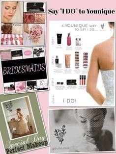 Be a YOUNIQUE Bride www.youniqueproducts.com/santanaolvera
