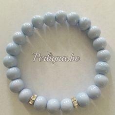 Armband Ella - soft blue