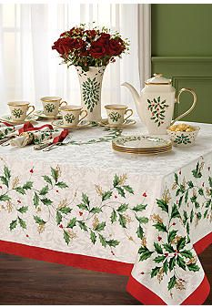 Lenox® Holiday Table Linen Collection