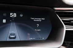 ScreenDrive: Tesla Model S is the epitome of a tablet on wheels - The Verge