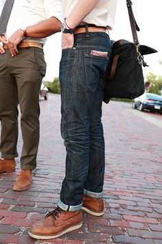 Jeans & Boots