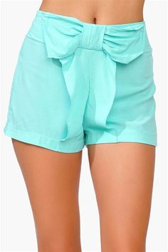 These shorts though