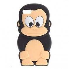 3D monkey case for iphone5