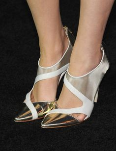 The Red Carpet Shoes That Seriously Wowed Us This Year: We might look at the dresses that walk the red carpet first, but make no mistake — we're giving Hollywood's shoes equal attention.